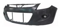 Бампер передний (без отверстий под противотуманки) HYUNDAI I20 2008-2014 год / I