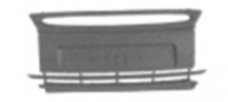 Бампер передний центральный FORD KA 1996-2001 год / I