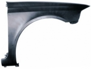 Крыло переднее правое (пластик)