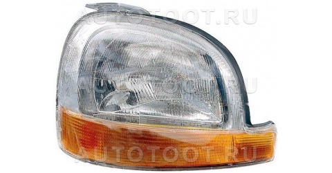 Фара правая (под корректор) Renault Kangoo  1997-2003 год / I