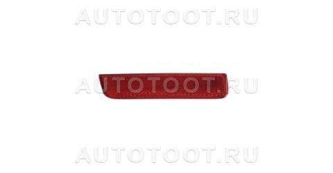 Катафот заднего бампера левый Renault Duster 2010-2014 год / I