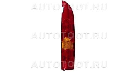 Фонарь задний правый под двойную дверь Renault Kangoo  2003-2007 год / I