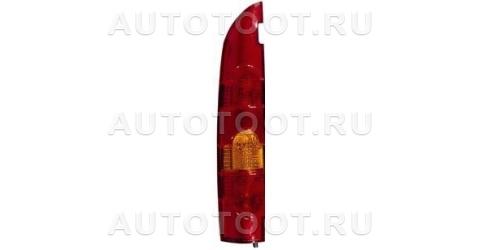 Фонарь задний левый под двойную дверь Renault Kangoo  2003-2007 год / I