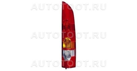 Фонарь задний правый под одинарную дверь Renault Kangoo  2003-2007 год / I