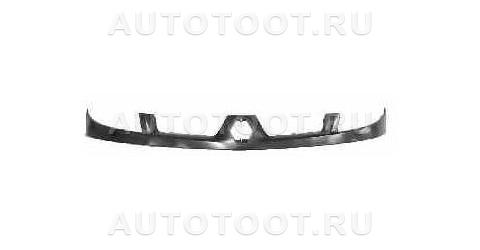 Решетка радиатора внешняя  Renault Kangoo  2003-2007 год / I