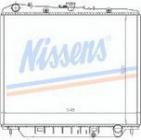 Радиатор охлаждения MT 3.2L 3.1L (бензин, турбодизель)