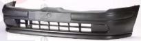 Бампер передний (без отверстий под противотуманки) RENAULT MEGANE 1996-1999 год / I