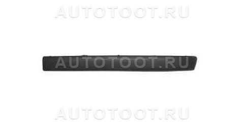 Молдинг переднего бампера правый Renault Clio 2005-2009 год / III