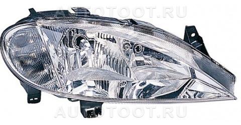 Фара правая (под корректор, двухламповая) Renault Megane 1999-2002 год / I