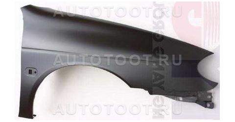 Крыло переднее правое (с отверстием под повторитель) Renault Megane 1999-2002 год / I