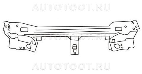 Рамка радиатора Renault Megane 1999-2002 год / I