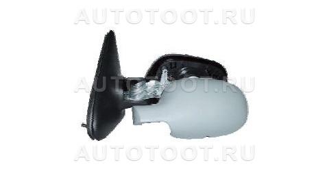 Зеркало левое (механическое, с тросиком) Renault Megane 1999-2002 год / I