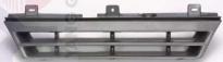 Решетка радиатора (серебристо-серая)