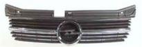 Решетка радиатора (черная)