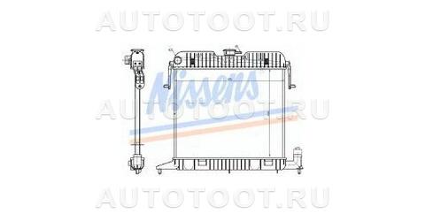 Радиатор охлаждения Opel Omega  1987-1990 год / A