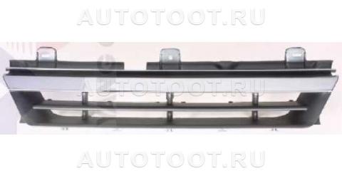 Решетка радиатора (хром, серая) Opel Omega  1990-1994 год / A