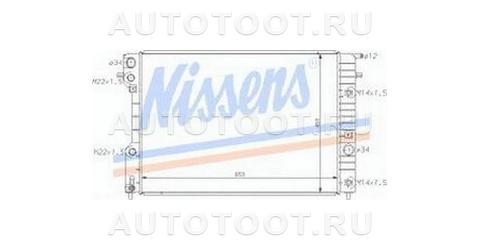 Радиатор охлаждения Opel Omega  1994-1999 год / B