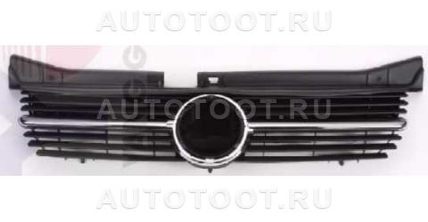 Решетка радиатора (хром, черная) Opel Omega  1994-1999 год / B