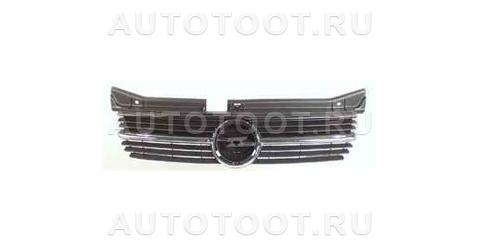 Решетка радиатора (черная) Opel Omega  1994-1999 год / B