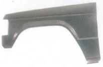 Крыло переднее левое (без отверстия под повторитель) MITSUBISHI PAJERO  1986-1991 год / L4, G
