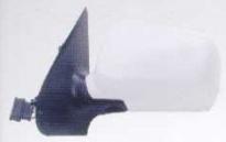 Зеркало левое (электрическое, с подогревом, асферическое) VOLKSWAGEN POLO CLASSIC 1995-2002 год / III