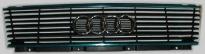 Решетка радиатора (с эмблемой) AUDI 100 1982-1990 год / C3,44