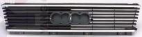 Решетка радиатора (без эмблемы) AUDI 100 1982-1990 год / C3,44