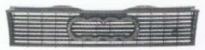 Решетка радиатора AUDI 80 1987-1991 год / B3