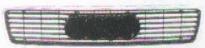 Решетка радиатора (хром) AUDI 80 1991-1994 год / B4
