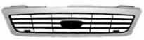 Решетка радиатора (черная) DAEWOO NEXIA 1996-2008 Год / I