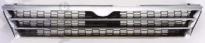 Решетка радиатора (черная с хромом) NISSAN ALTIMA 1993-1997 год / U13