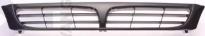 Решетка радиатора (черная) TOYOTA CARINA E 1992-1997 год / Т190