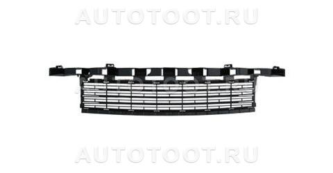 Решетка переднего бампера центральная Renault Fluence 2010-2013 год / I