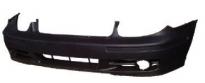 Бампер передний (с отверстиями по молдинг) HYUNDAI SONATA 2001-2004 год / IV