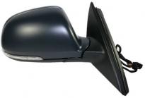 Зеркало правое (электрическое, с подогревом, с указателем поворота, автоскладыванием, подсветкой, памятью) SKODA SUPERB 2008-2013 год / III