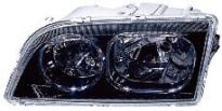 Фара левая (под корректор, внутри черная) VOLVO V40 2002-2004 год / Il