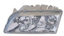 Фара левая (под корректор, внутри хром) VOLVO V40 1999-2002 год / I