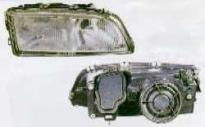 Фара левая (под корректор) VOLVO C70  1997-2002 год / I