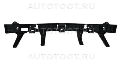 Усилитель заднего бампера (пластик) Renault Duster 2010-2014 год / I