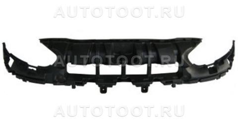 Уплотнитель переднего бампера Renault Fluence 2010-2013 год / I