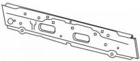 Балка суппорта радиатора нижняя 1.8L 2L