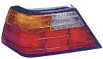Фонарь задний левый MERCEDES E-CLASS 1985-1992 год / W124