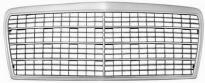 Решетка радиатора MERCEDES E-CLASS 1993-1995 год / W124