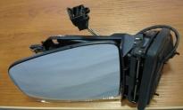 Зеркало левое (электрическое, с подогревом, без крышки) MERCEDES ML-CLASS 2002-2004 год / W163