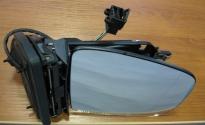 Зеркало правое (электрическое, с подогревом, без крышки) MERCEDES ML-CLASS 2002-2004 год / W163