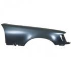 Крыло переднее правое (без отверстий под повторитель) MERCEDES S-CLASS 1992-1994 год / W140