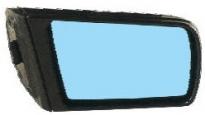 Зеркало правое (электрическое, с подогревом, с крышкой) MERCEDES S-CLASS 1992-1994 год / W140