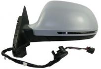 Зеркало левое (электрическое, с подогревом, с указателем поворота) AUDI A4 2007-2011 год / B8