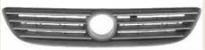 Решетка радиатора (с хромированным молдингом)