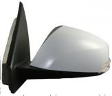 Зеркало левое (электрическое, с подогревом, с указателем поворота, датчик температуры) RENAULT LAGUNA 2007-2010 год / III